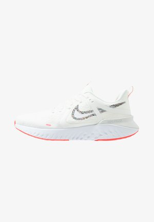 LEGEND REACT 2 - Neutrale løbesko - summit white/white/lava glow