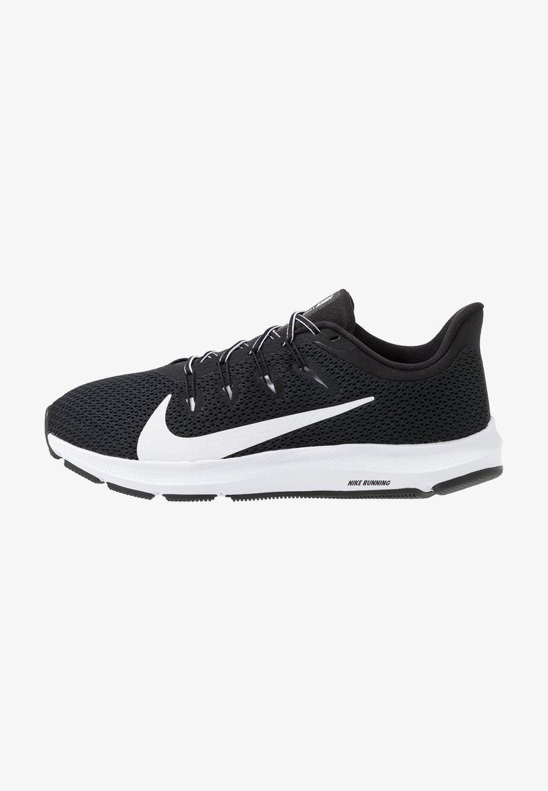 Nike Performance - QUEST - Neutrale løbesko - black/white