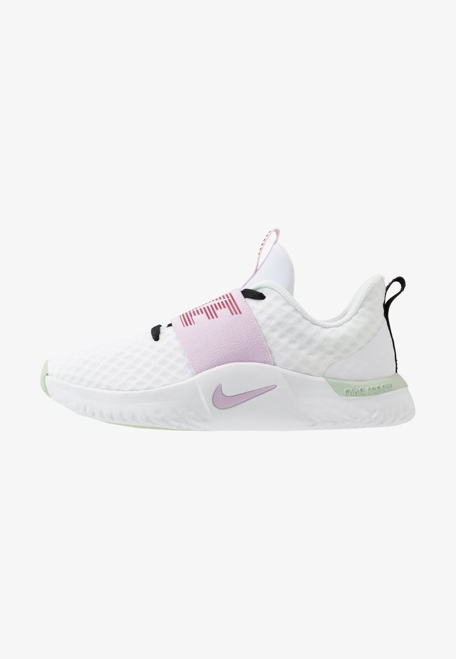 RENEW IN-SEASON TR 9 - Sports shoes - white/iced lilac/black/noble red/pistachio frost