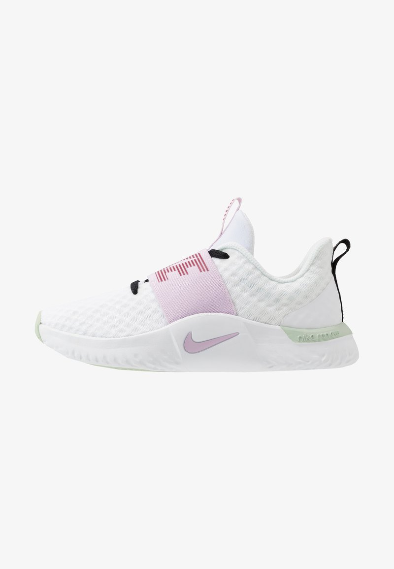 Nike Performance - RENEW IN-SEASON TR 9 - Sportovní boty - white/iced lilac/black/noble red/pistachio frost