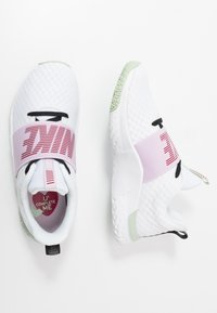 Nike Performance - RENEW IN-SEASON TR 9 - Sportovní boty - white/iced lilac/black/noble red/pistachio frost - 1