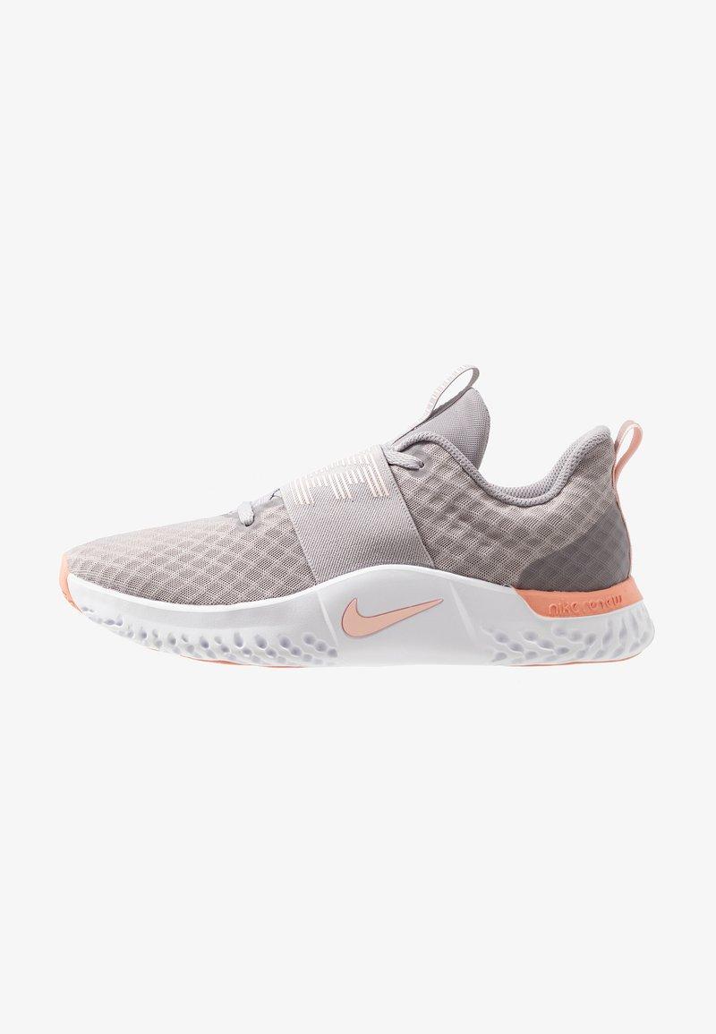 Nike Performance - RENEW IN-SEASON TR 9 - Treningssko - atmosphere grey/echo pink/pink quartz/white