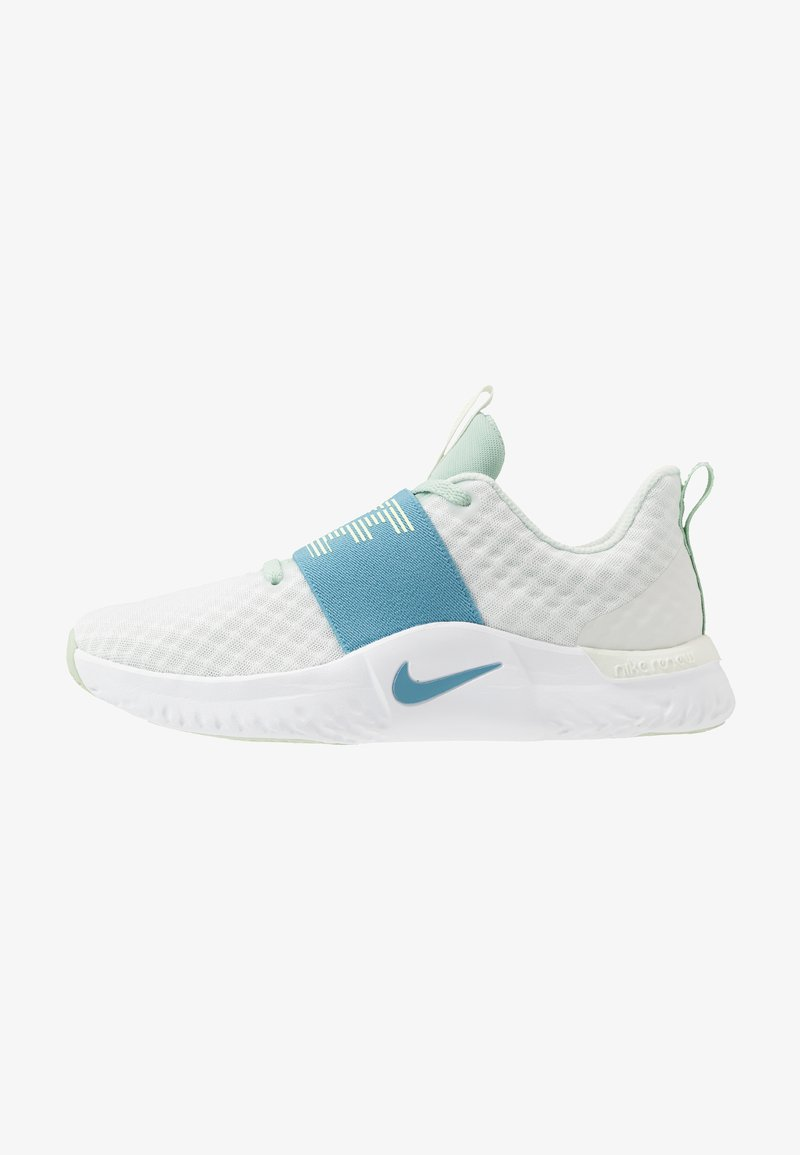 Nike Performance - RENEW IN-SEASON TR 9 - Sports shoes - spruce aura/cerulean/pistachio frost/barely volt-white