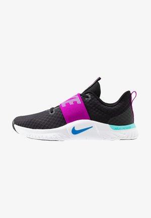 RENEW IN-SEASON TR 9 - Sportschoenen - black/photo blue/vivid purple/light aqua/white