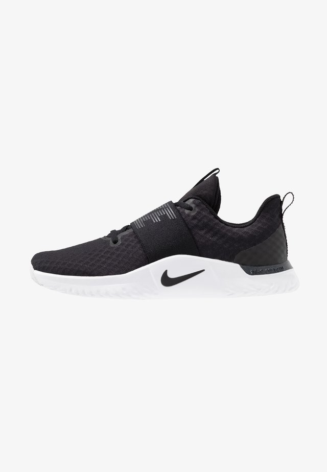 RENEW IN-SEASON TR 9 - Træningssko - black/anthracite/white