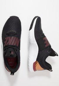 Nike Performance - RENEW IN-SEASON TR 9 - Sportovní boty - black/team red/metallic copper/white - 1