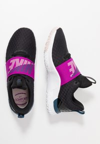Nike Performance - RENEW IN-SEASON TR 9 - Sportovní boty - black/valerian blue/vivid purple/barely rose/white - 1