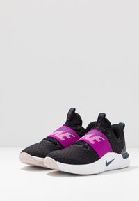 Nike Performance - RENEW IN-SEASON TR 9 - Sportovní boty - black/valerian blue/vivid purple/barely rose/white - 2
