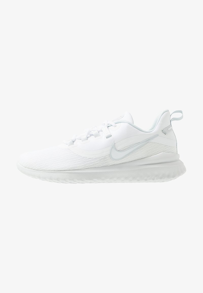 Nike Performance - RENEW RIVAL 2 - Neutral running shoes - white/pure platinum