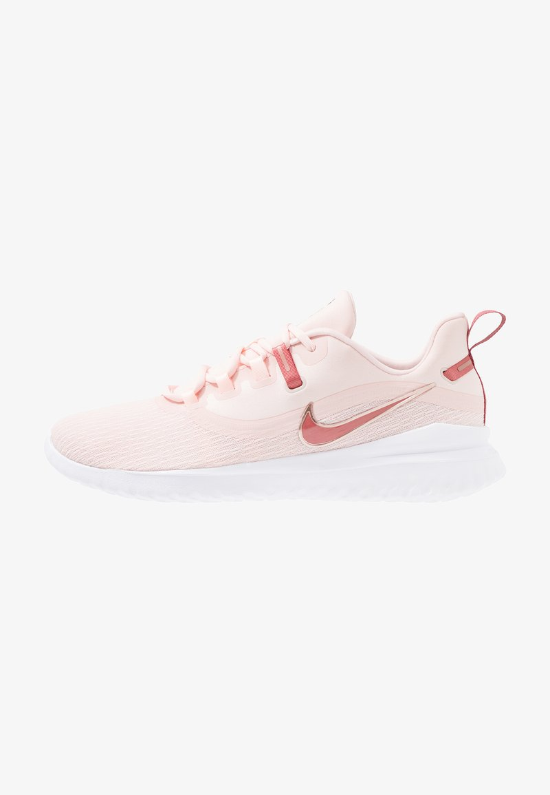 Nike Performance - RENEW RIVAL 2 - Juoksukenkä/neutraalit - echo pink/light redwood/metallic red bronze/white