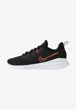 RENEW RIVAL 2 - Zapatillas de running neutras - black/night maroon/metallic copper