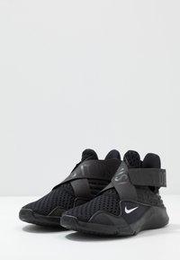 Nike Performance - ZOOM ELEVATE 2 - Treningssko - black/white - 2
