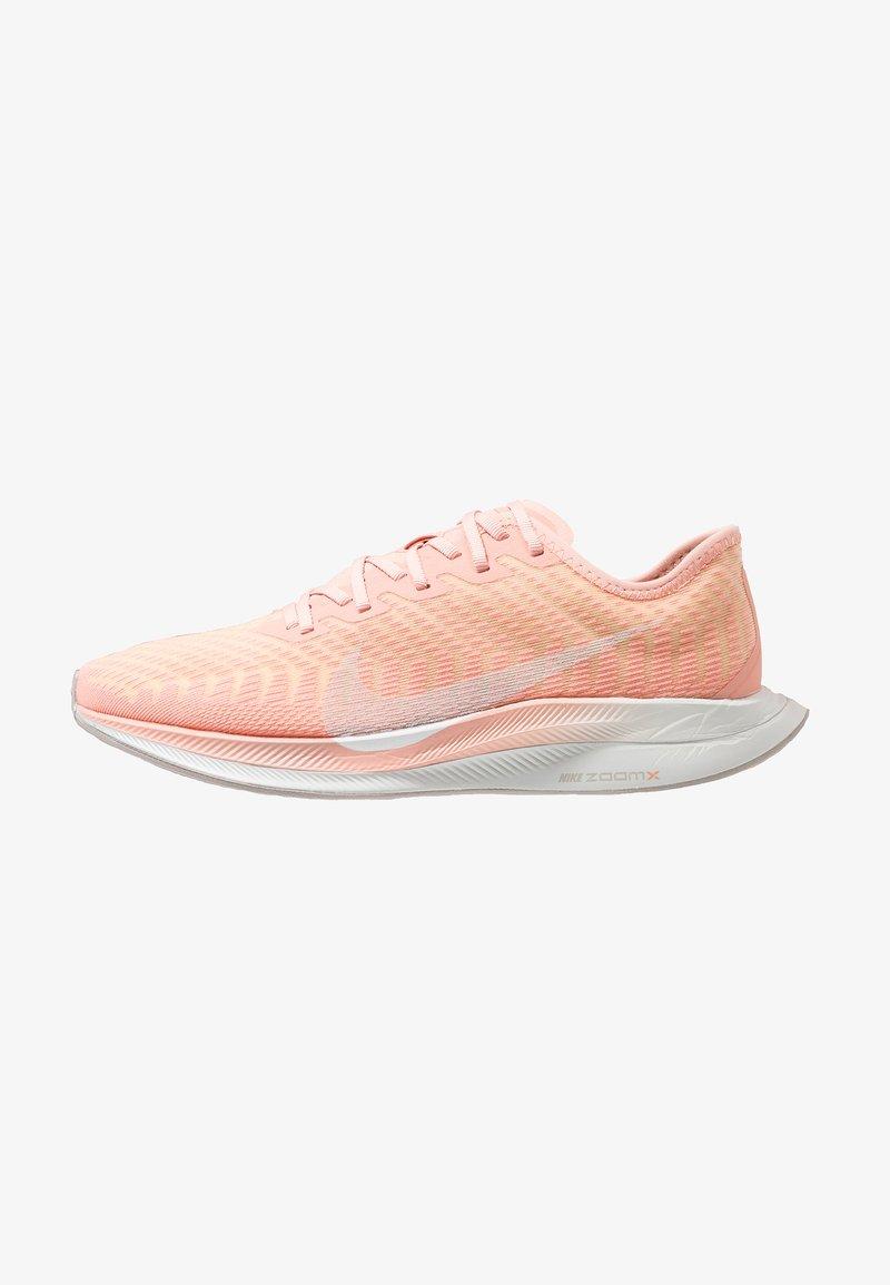 Nike Performance - ZOOM PEGASUS TURBO 2 - Neutrala löparskor - pink quartz/summit white/pale vanilla/pumice/vast grey