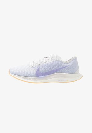 ZOOM PEGASUS TURBO 2 - Chaussures de running neutres - platinum tint/lavender mist/ghost/purple agate/sail/celestial gold