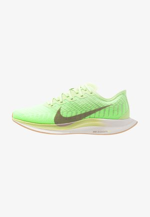 ZOOM PEGASUS TURBO 2 - Chaussures de running neutres - lab green/pumice/electric green/vapor green/phantom/bio beige