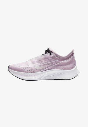 ZOOM FLY 3 - Zapatillas de running neutras - iced lilac/white/black/light violet