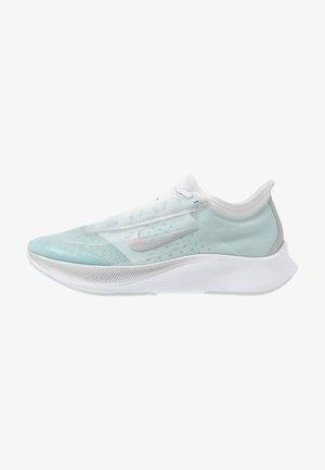ZOOM FLY 3 - Zapatillas de running neutras - ocean cube/metallic silver/pure platinum