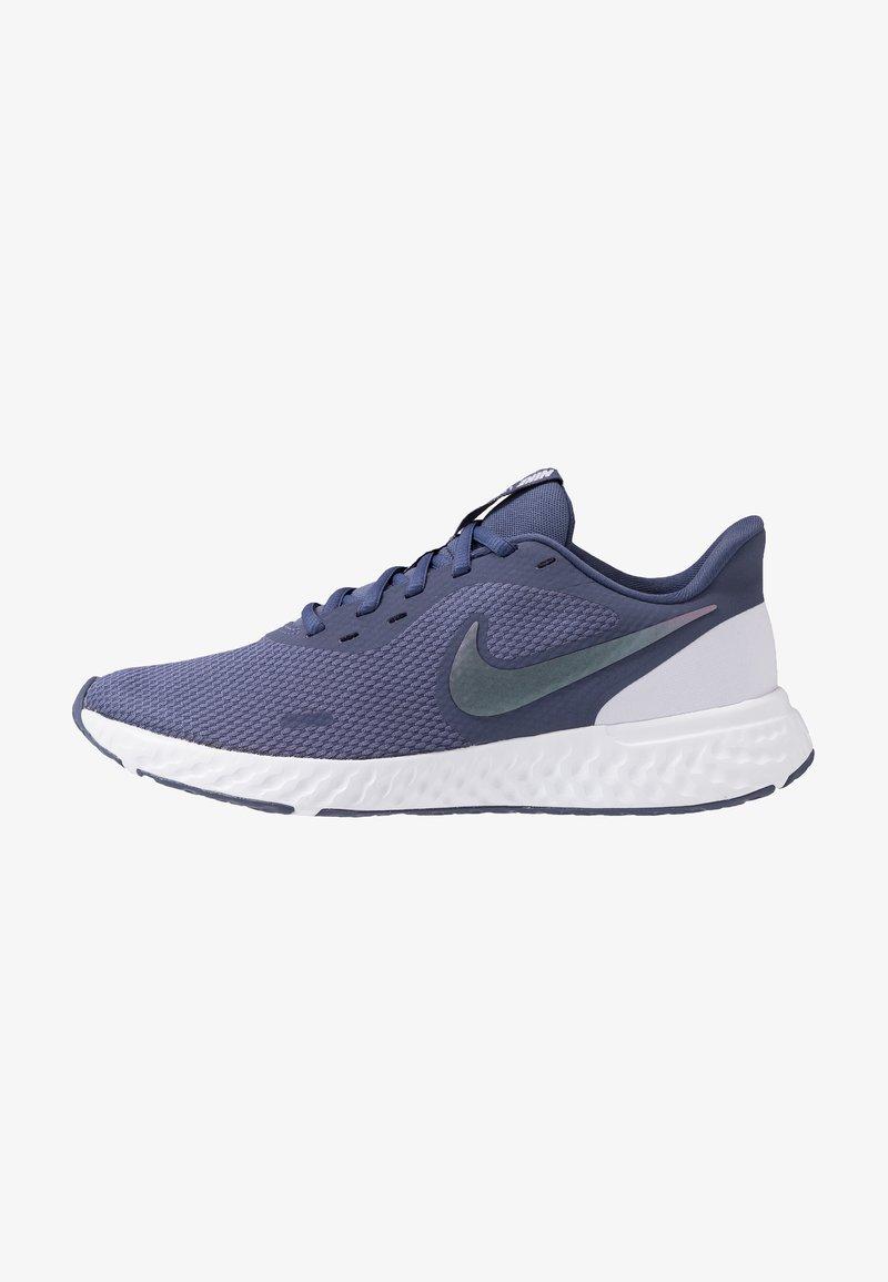 Nike Performance - REVOLUTION 5 - Obuwie do biegania treningowe - sanded purple/dark grey/amethyst tint