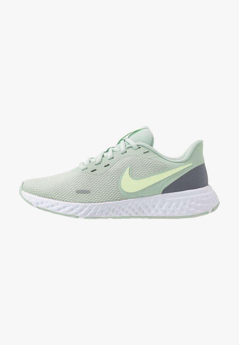 Nike Performance - REVOLUTION 5 - Zapatillas de running neutras - pistachio frost/barely volt/smoke grey