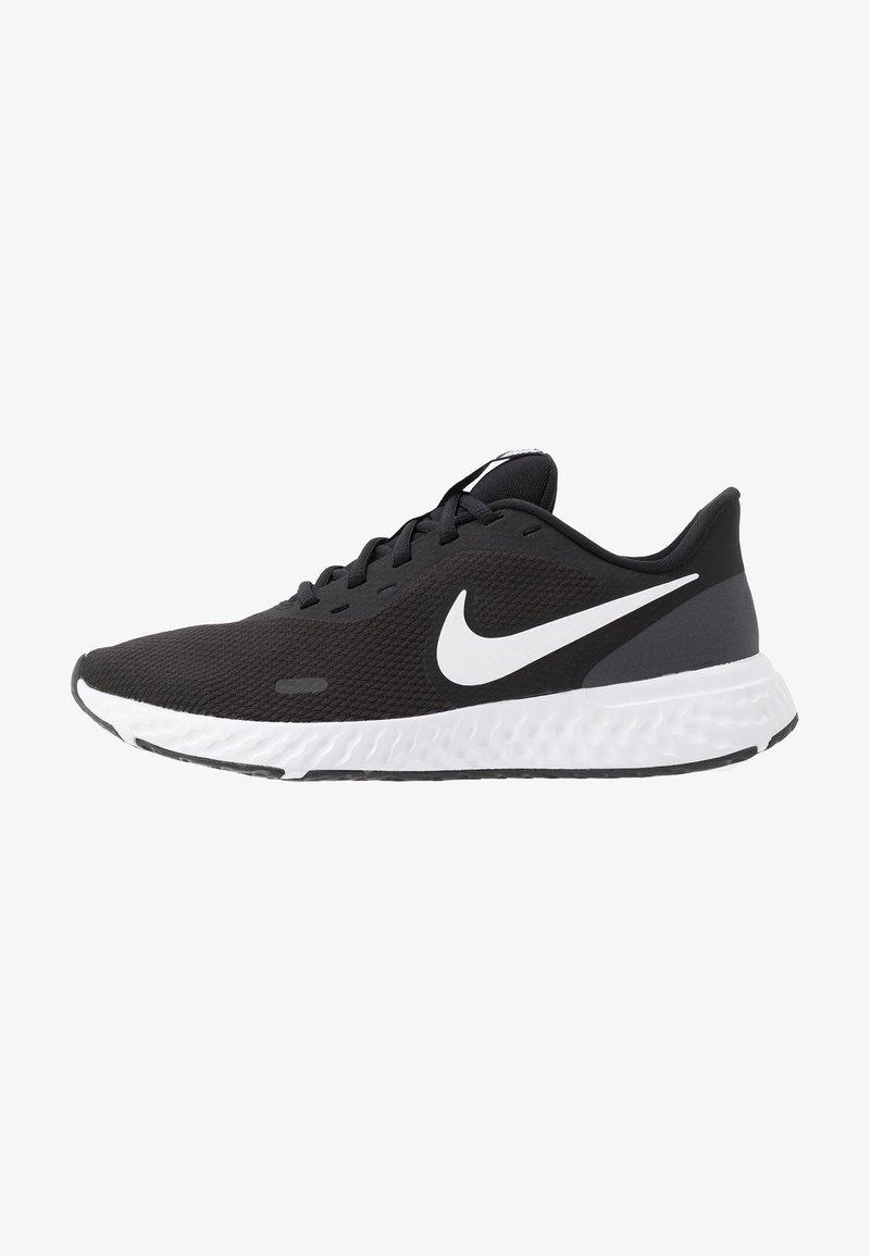 Nike Performance - REVOLUTION 5 - Juoksukenkä/neutraalit - black/white/anthracite
