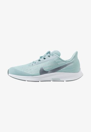 AIR ZOOM PEGASUS 36 FLYEASE - Obuwie do biegania treningowe - ocean cube/metallic cool grey/pure platinum