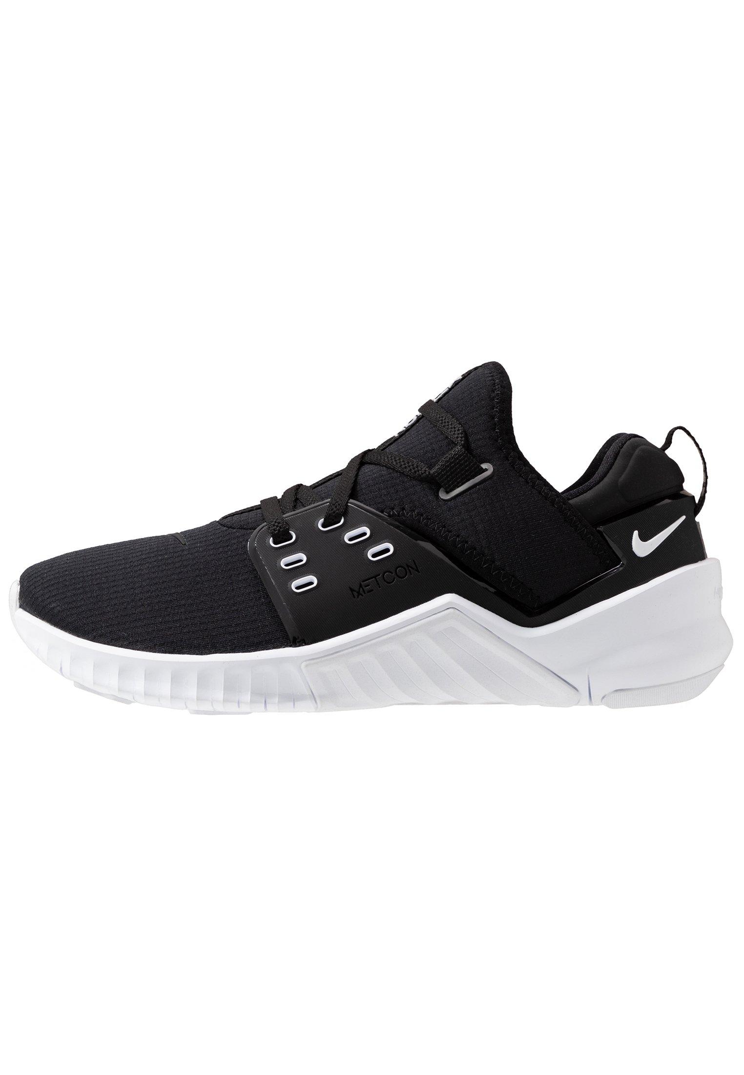 Nike Performance Free Metcon 2 - Trainers Black/white