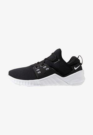 FREE METCON 2 - Minimalist running shoes - black/white