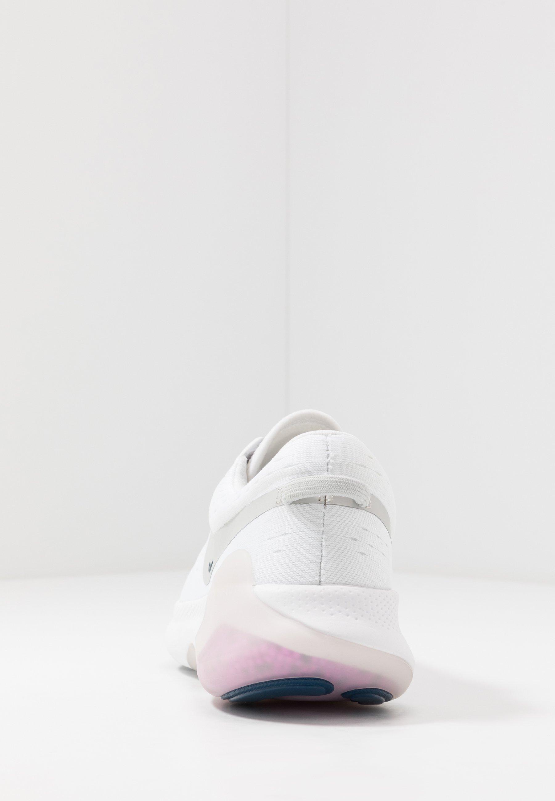 Nike Performance Joyride Dual - Neutrala Löparskor White/grey Fog/valerian Blue/vivid Purple/vast Grey/black