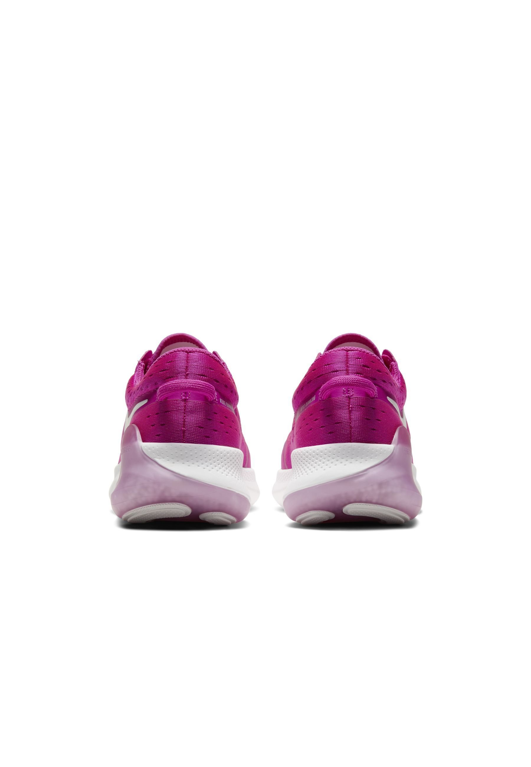 Nike Performance Joyride Dual - Neutrala Löparskor Fire Pink/magic Ember/frosted Plum/vast Grey