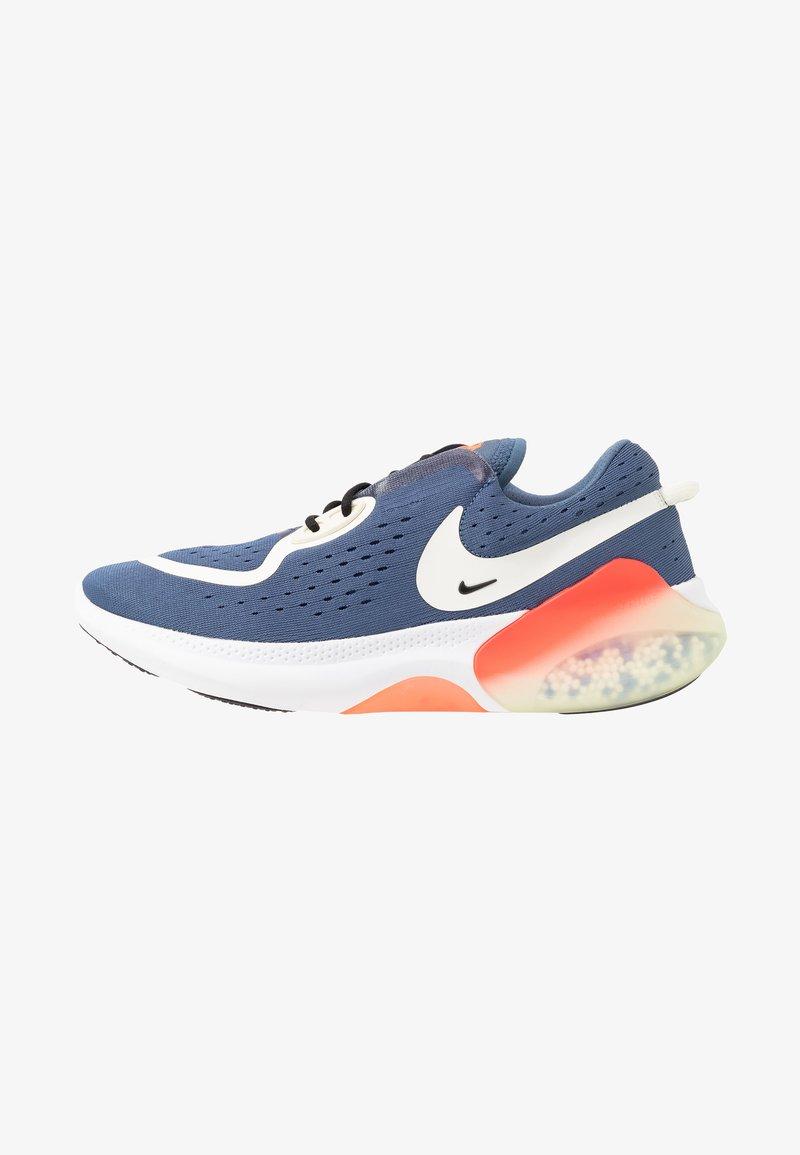 Nike Performance - JOYRIDE DUAL  - Obuwie do biegania treningowe - diffused blue/sail/hyper crimson/laser crimson/light zitron/white