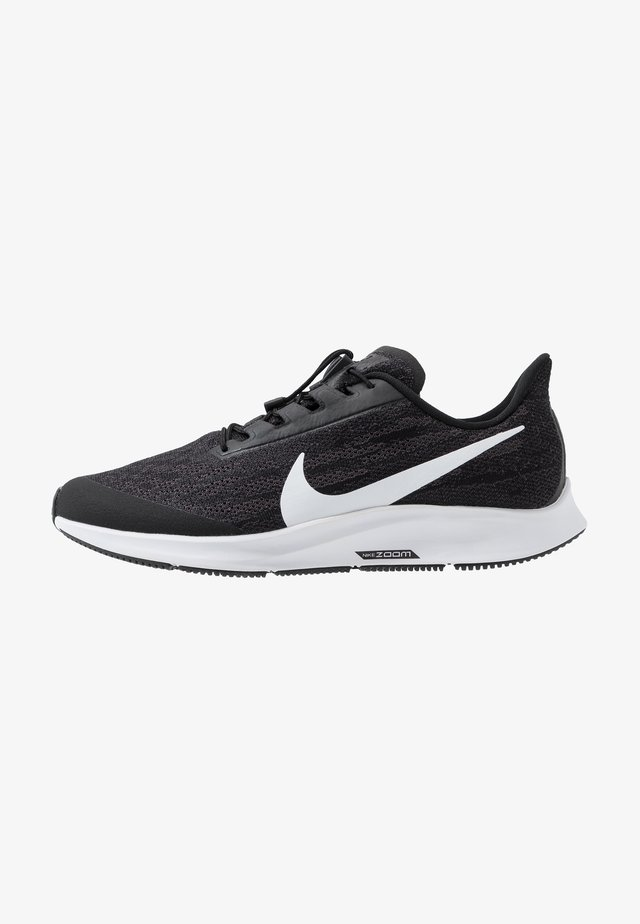 AIR ZM PEGASUS 36 FLYEASE WD - Neutrala löparskor - black/white/thunder grey