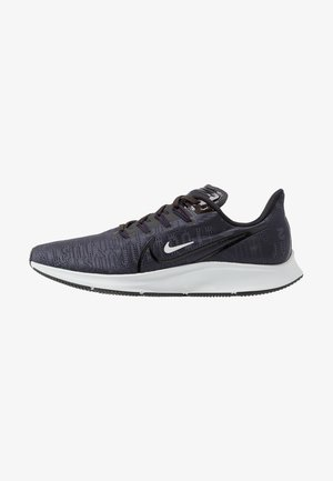 AIR ZOOM PEGASUS - Obuwie do biegania treningowe - gridiron/black/burgundy ash/summit white