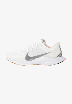 ZOOM PEGASUS TURBO 2 - Obuwie do biegania treningowe - summit white/wolf grey/white/lava glow