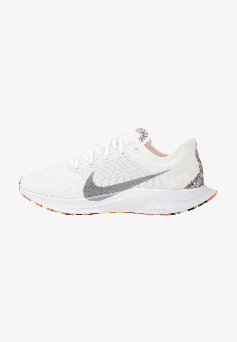 Nike Performance - ZOOM PEGASUS TURBO 2 - Juoksukenkä/neutraalit - summit white/wolf grey/white/lava glow