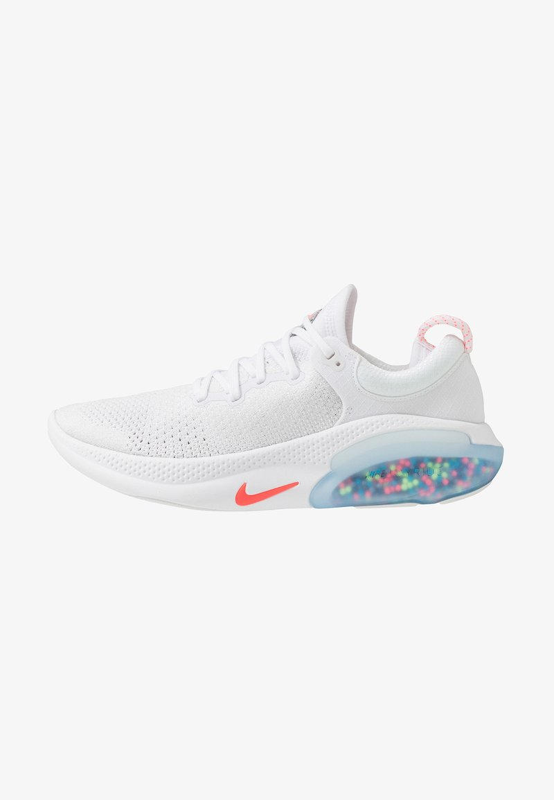 Nike Performance - JOYRIDE RUN - Neutrální běžecké boty - white/lava glow/platinum tint