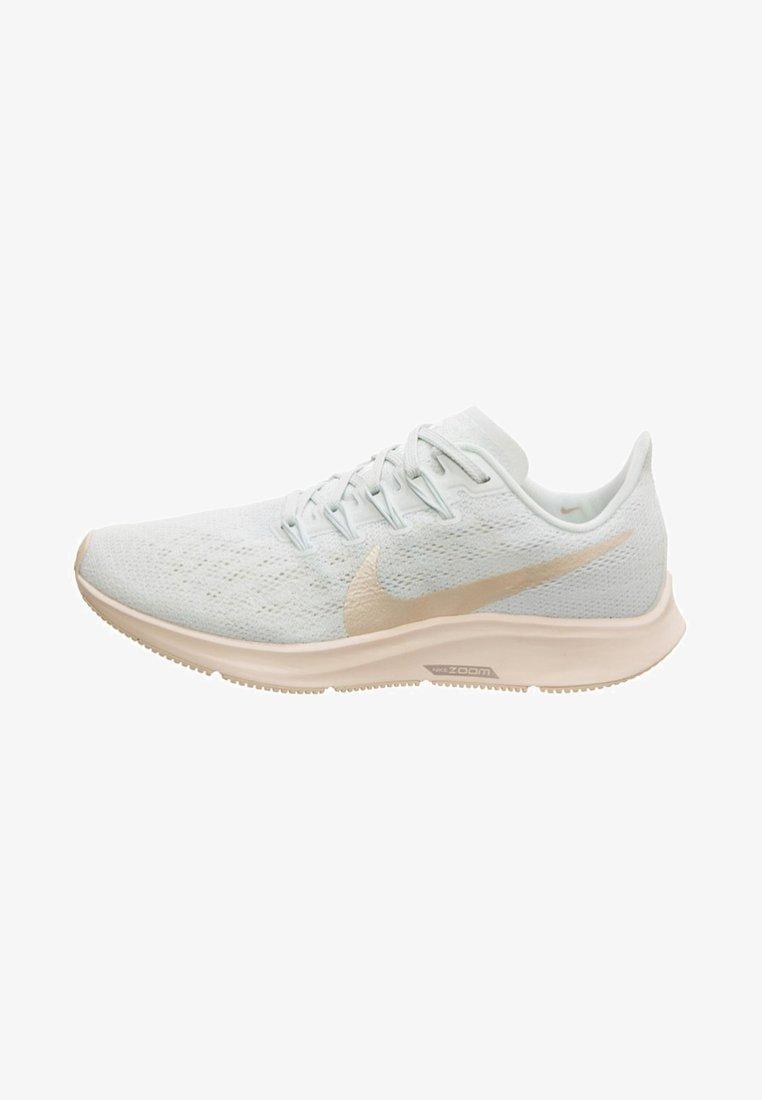 Nike Performance - AIR ZOOM PEGASUS - Sneaker low - ghost aqua/light cream/sail