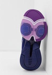 Nike Performance - AIR ZOOM SUPERREP - Sports shoes - regency purple/barely grape/black/voltage purple/persian violet - 4