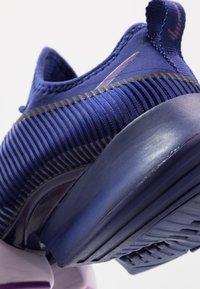 Nike Performance - AIR ZOOM SUPERREP - Sports shoes - regency purple/barely grape/black/voltage purple/persian violet - 5