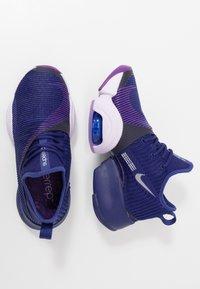Nike Performance - AIR ZOOM SUPERREP - Sports shoes - regency purple/barely grape/black/voltage purple/persian violet - 1