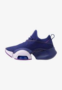 Nike Performance - AIR ZOOM SUPERREP - Sports shoes - regency purple/barely grape/black/voltage purple/persian violet - 0