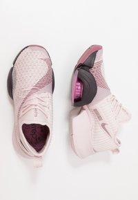Nike Performance - AIR ZOOM SUPERREP - Sportovní boty - barely rose/burgundy ash/shadowberry/cosmic fuchsia - 1