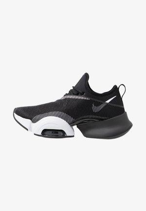 AIR ZOOM SUPERREP - Sportovní boty - black/white/anthracite