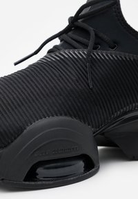 Nike Performance - AIR ZOOM SUPERREP - Sports shoes - black/anthracite-black - 5
