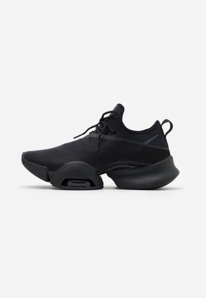 AIR ZOOM SUPERREP - Sports shoes - black/anthracite-black
