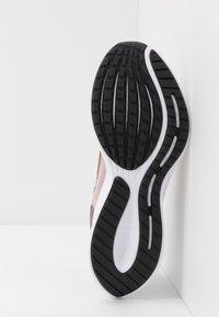Nike Performance - RUNALLDAY 2 - Obuwie do biegania treningowe - stone mauve/metallic red bronze/smokey mauve/black - 4
