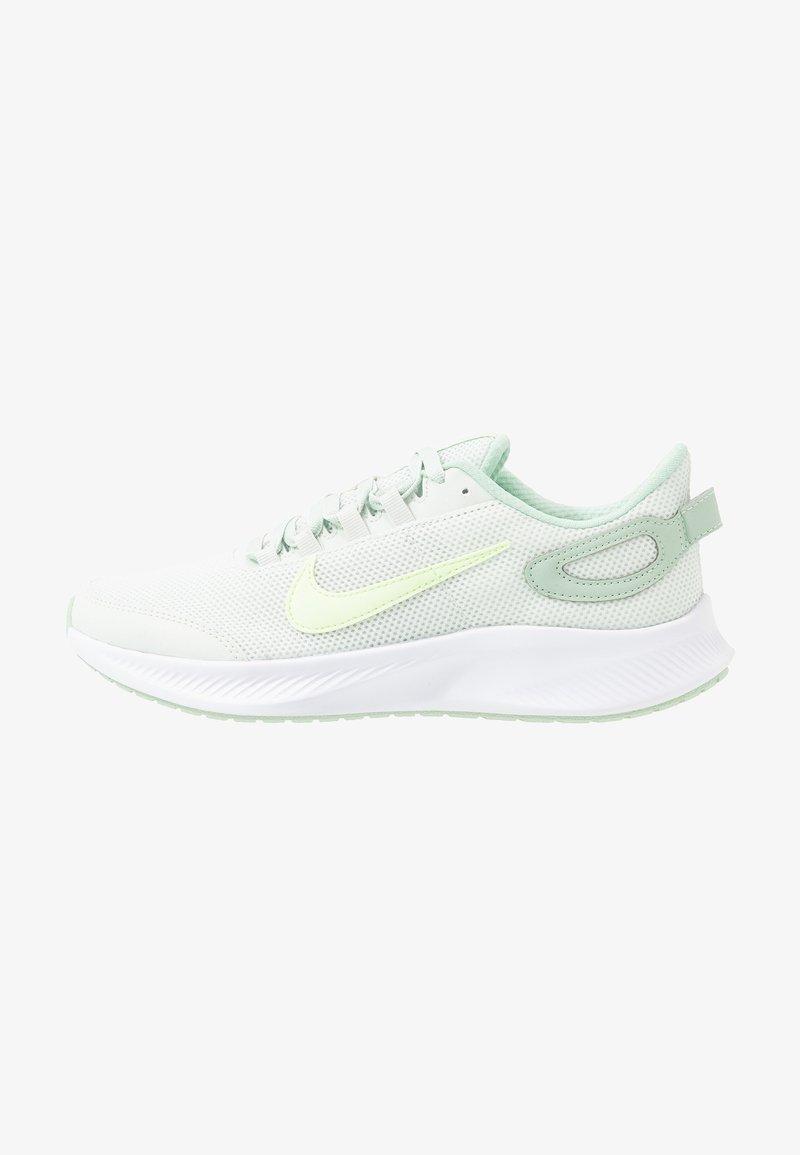 Nike Performance - RUNALLDAY 2 - Obuwie do biegania treningowe - spruce aura/barely volt/pistachio frost