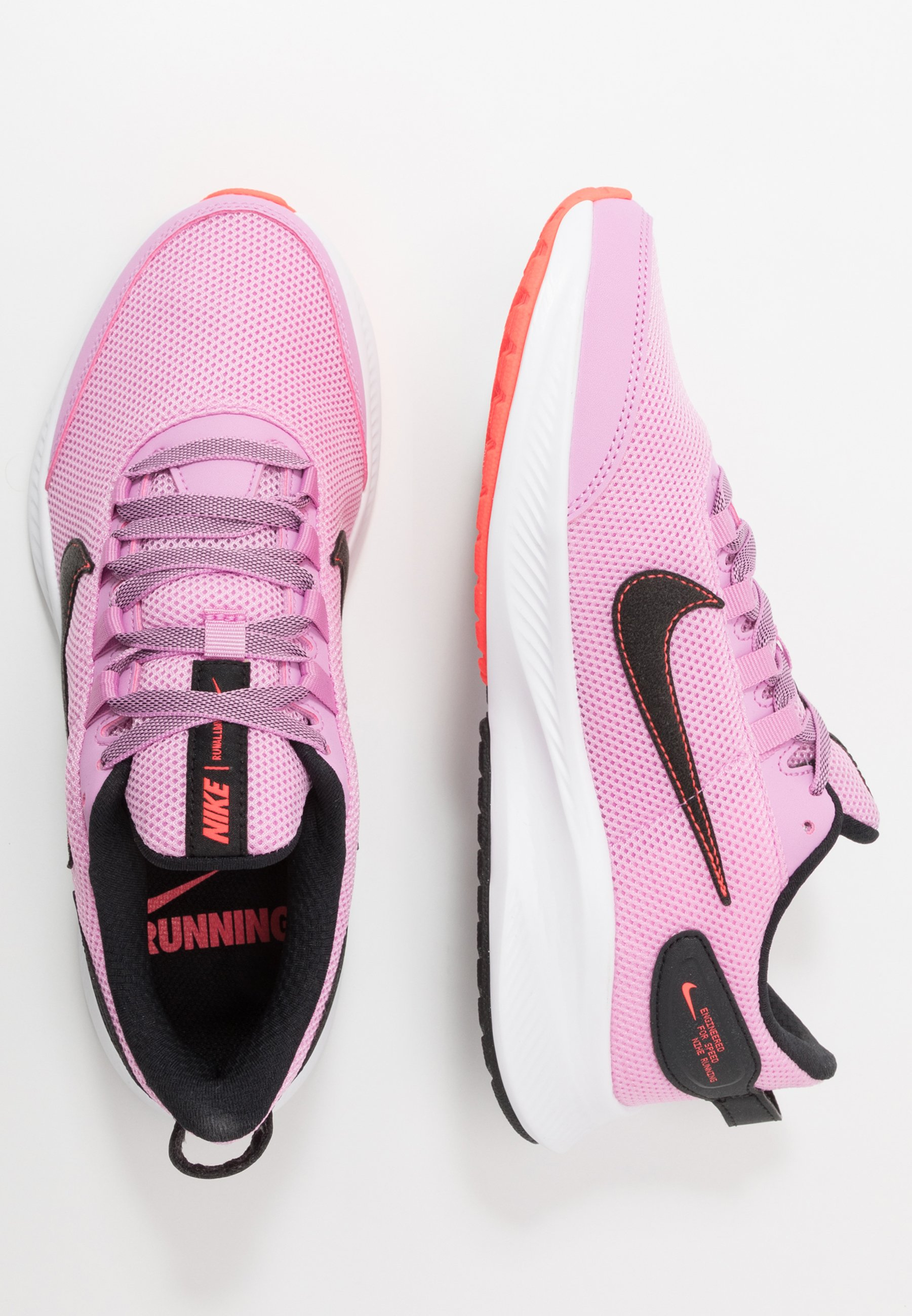 RUNALLDAY 2 Scarpe running neutre beyond pinkblackflash crimson