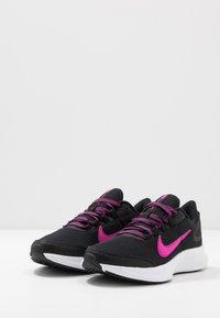 Nike Performance - RUNALLDAY 2 - Juoksukenkä/neutraalit - black/pure platinum/fire pink - 2