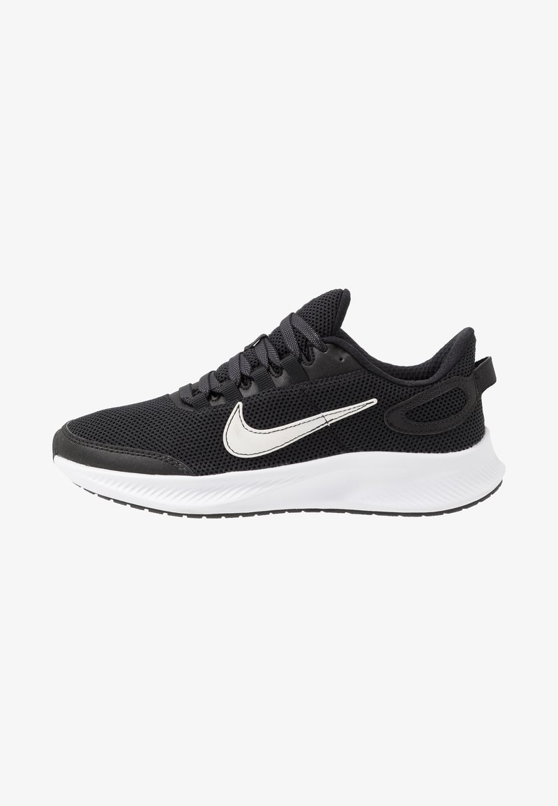 Nike Performance - RUNALLDAY 2 - Obuwie do biegania treningowe - black/white/iron grey