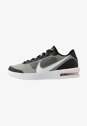 COURT AIR MAX VAPOR WING - Multicourt tennis shoes - black/white/pink foam